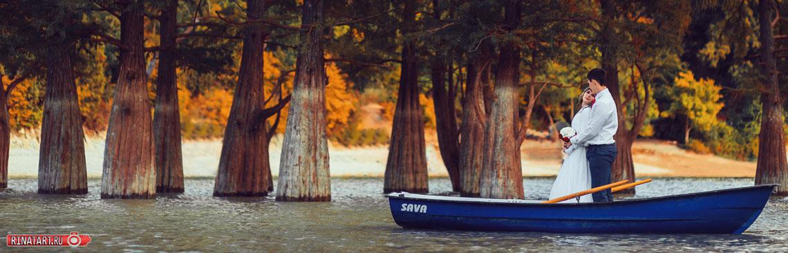 Озеро кипарисов